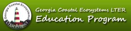 Georgia Coastal Ecosystems LTER Education Program
